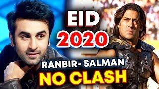 Shamshera Vs Inshallah | NO CLASH In EID 2020 | Salman Khan Vs Ranbir Kapoor