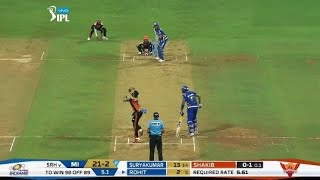 MI vs SRH IPL 2018: Sunrisers Hyderabad beat Mumbai Indians by 31 runs, Match Highlights