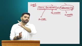 Ethics, Governance & Sustainability - Introduction by CS Praveen Choudhary | CS Professional