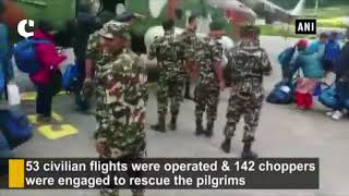 Kailash Mansarovar Yatra- Rescue operation for stranded pilgrims almost over