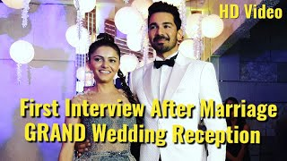 Rubina Dilaik - Abhinav Shukla First Interview After Marriage - Wedding  Reception Party In Mumbai video - id 341a979d7e34cd - Veblr Mobile