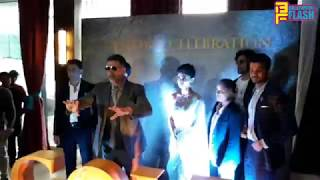Akshay Kumar & Mouni Roy Grand Entry At Gold Royal Celebration & Music Launch