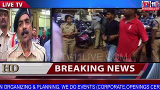CORDON SEARCH OPERATION IN HAPPY HOMES , UPPARAPALLI   SEIZES 163 VEHICLES   Tv11 News   06-07-18