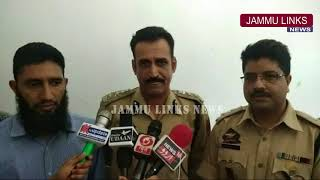 SSP holds police-public meeting in Doda