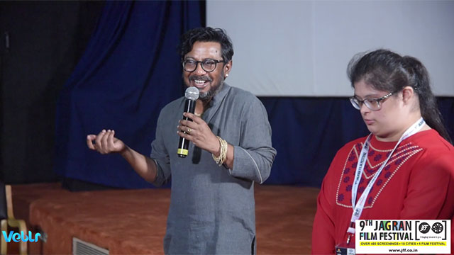 Audience Interaction With Bollywood Director & Producer Onir At 9th Jagran Film Festival 2018