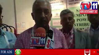 8TH INDUSTRIAL EXHIBITION ANNIVERSARY IN HITECH , HYD | Tv11 News | 11-05-2018