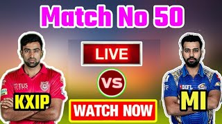 IPL 2018: Match 50 | MI vs KXIP | Live Streaming Match Video & Highlights | 16 May 2018