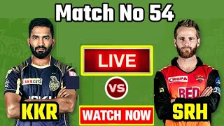 IPL 2018: Match 54 | KKR Vs SRH | Live Streaming Match Video & Highlights | 19 May 2018