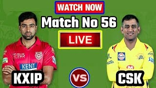 IPL 2018: Match 56 | KXIP Vs CSK | Live Streaming Match Video & Highlights
