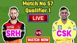 IPL 2018 Qualifier 1 | CSK Vs SRH | Live Streaming Match Video & Highlights | 22 May 2018