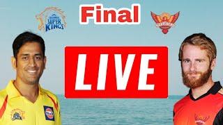 IPL 2018: FINAL | CSK Vs SRH | Live Streaming Match Video & Highlights | 27 May 2018
