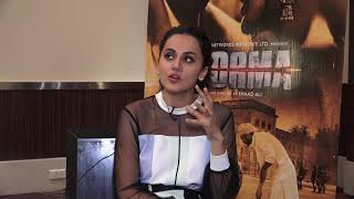 TAAPSEE PANNU & SHAAD ALI Exclusive talk about film SOORMA