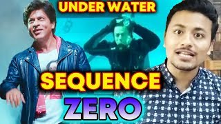 Shahrukh Khan SHOOTS Thrilling Water Sequence For ZERO In Just One Day