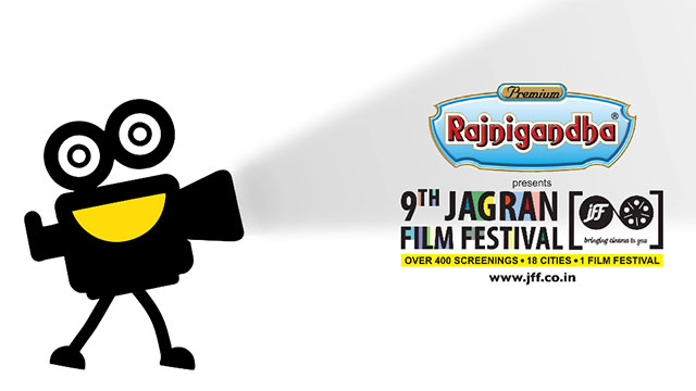 9th Jagran Film Festival 2018 Opening Animation.
