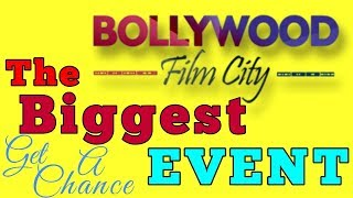 BOLLYWOOD FILM  CITY BIG EVENT || 1st Grand Event After Launching || Bollywood Stars Coming Here