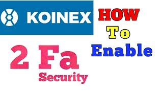 How to Enable 2FA Security in KOINEX EXCHANGE || KOINEX पर SECURITY कैसे लगाये? || GOOGLE 2FA