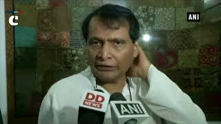 Suresh Prabhu, South Korean Trade Minister discuss business growth of both countries