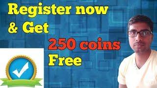 WAZIRX EXCHANGE HOW TO REGISTER FOR FREE 250 COIN || अभी रजिस्टर करें और पाएं फ्री 250 कॉइन