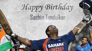 Happy Birthday Sachin Tendulkar | Cricket News Today