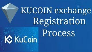 KUCOIN EXCHANGE REGISTRATION || KUCOIN में रजिस्ट्रेशन कैसे करें?