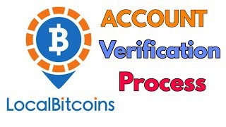 Local Bitcoin Account  verification || Step by Step Full information by DINESH KUMAR || In Hindi .