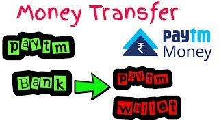 HOW TO ADD MONEY IN PAYTM WALLET FROM PAYTM PAYMENT BANK IN HINDI BY DINESH KUMAR