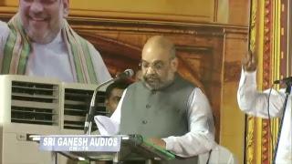 Shri Amit Shah addresses Tamil Nadu Maha Shakthi Kendram & Sakthi Kendram In-charges in Chennai