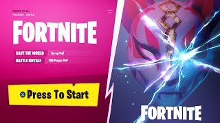 FORTNITE SEASON 5 WORLDS COLLIDE CONFIRMED - NEW MAP, THEME , SKINS UPDATE
