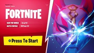 FORTNITE SEASON 5 WORLDS COLLIDE - BATTLE PASS THEME, NEW MAP, SKINS CONFIRMED