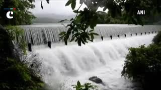 Tulsi Lake overflows as rains continue to lash Mumbai
