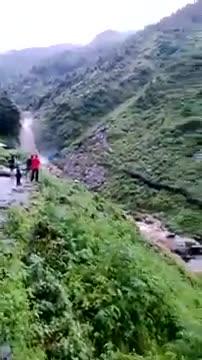 Bhagsunag Experienced heavy flood.