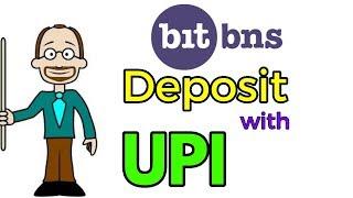 BITBNS UPI DEPOSIT || BITBNS EXCHANGE में UPI के द्वारा FUND कैसे डिपाजिट करें?