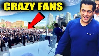 People Buy 250$ Pass Ticket To Have A Glimpse Of Salman Khan   Being Human Store Launch   Toronto