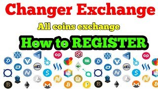 CHANGER EXCHANGE || HOW TO REGISTER EASILY STEP BY STEP IN HINDI