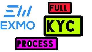 EXMO EXCHANGE KYC PROCESS || एक्स्मो में KYC कैसे करें?