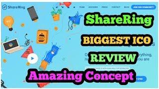 SHARERING ICO HINDI REVIEW || SHARERING ICO AMAZING CONCEPT