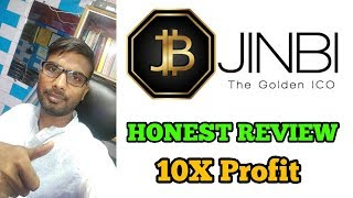 JINBI ICO HONEST RIVIEW IN HINDI || DINESH KUMAR