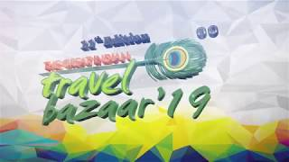 Post event snapshot of Great Indian Travel Bazaar 2018