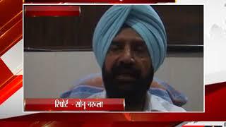 राजासांसी - हरप्रताप सिंह अजनाला-बेटे के साथ पहुंचे सिविल हॉस्पिटल  - tv24