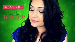 Oriflame One Brand Makeup |Nidhi Katiyar