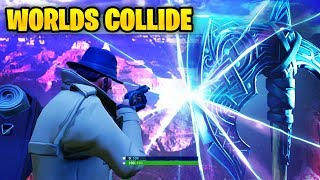 FORTNITE SEASON 5 WORLDS COLLIDE BATTLE PASS THEME, VIKINGS , SKINS AND MAPS CONFIRMED IN SEASON 5