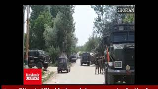 Two Militants killed and around 20 civilians injured at Kumdalan in Shopian