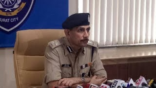 Why did Surat CP Satish Sharma says if you drink alcohol, go home and sleep