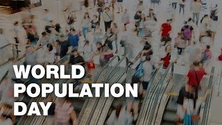 World Population Day: Watch how population density affects us