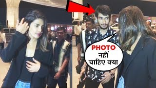 Priyanka Chopra Spotted At Mumbai Airport | BHARAT | Salman Khan