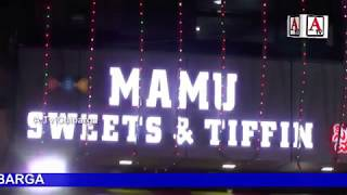 GRAND INAUGURATION MAMU SWEETS & TIFFIN CENTER At CENTRAL BUS STAND MSK MILL ROAD GULBARGA