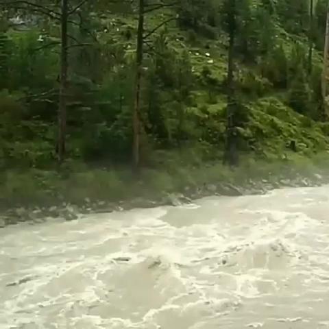 Parvati River - Kasol Valley