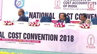 58th National Cost Convention 2018