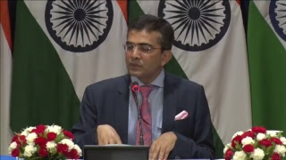 Weekly media briefing by official spokesperson (July 12, 2018)