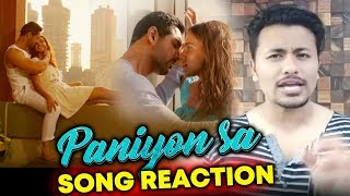 Paniyon Sa SONG | REVIEW | REACTION | John Abraham, Aisha Sharma